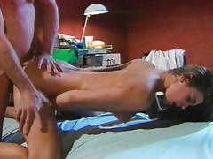 Nice Looking Nurse Gets Banged In All Positions By Big Cock