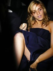 The slowly becoming seductively sexy young star Emma Watson