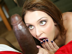 Stephanie Cane @ Interracial Pickups