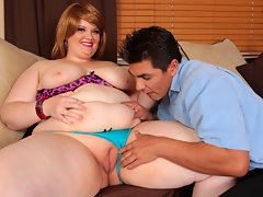 Big Booty BBW KiKi Kaboose Appraises Diamonds and Dicks