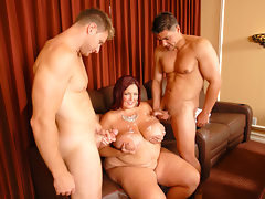 Hardcore 3 some BBW action at its finest!