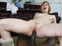 Allison Wyte @ Interracial Pickups