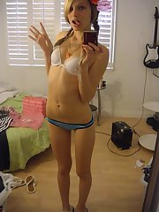 Real girlfriends posing naked in these amazing pics
