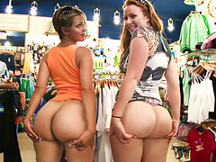 Kelsey Michaels, and Alina Aldamens Lucky Shopper