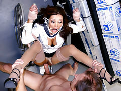 Francesca Le Medical Probe Humiliation!