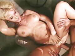 Hot Nina Gets Fucked In The Office & Receives Nice Facial