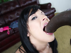 Chelsie Rae @ Interracial Pickups