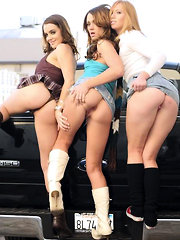 nd flirting with the managers at gas stations and burger joints. these poor dudes didn\\\\\\\\\\\\\\\\\\\\\\\\\\\\\\\'t know what to do when these hot porn chicks were on their cocks.